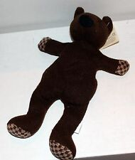 "RUSS Handcrafted ""Buskar"" Bear - HeartCraft Collection NEW! Vintage Collectible"