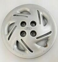 "1997-02 Ford Single OEM Original 14"" Wheel Cover Hubcap Part Number F7C6-1130-AD"