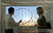(41,29€/m²) | Aslan RP 35, Rückprojektionsfolie für Glasflächen, 135cm Breite