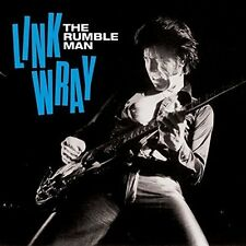 Link Wray The Rumble Man CD & DVD Footage of '96 UK Tour & Interviews Box set