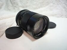 VIVITAR / KOMINE 135MM F2.8  LENS minolta md mount optics clean aperture fine