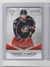 2011-12 Titanium Rookie /100 Tomas Kubalik # 165