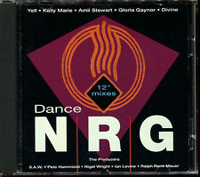 DANCE N.R.G. 12'' MIXES - HI-ENERGY PWL MUSIC - CD COMPILATION [1424]