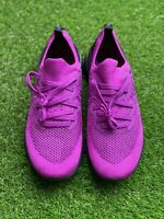 Nike Epic React Flyknit 2 Vivid Purple Running Shoes BQ8928-500 Size Men's 10