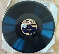 Les triollets, Rupture, accordéon, Disque Champion n° 1816, 78 tours Gramophone