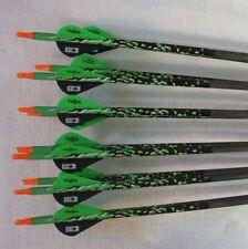 Easton ST Axis Full Metal Jacket Arrows 400 w/Blazer Vanes Rain Wraps 1 Dz