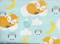 BTY Wilmington SWEET DREAMS LITTLE ONE Print 100% Cotton Quilt Fabric by Yard