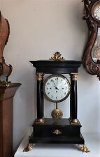 Originaux de Vienne VIENNER pendule Coultre Grand sonnerie-trimestre coup-avec date