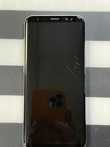 Samsung GALAXY S8|SM-G950W| -64GB -Orchid Gray-GSM Unlocked *FAIR CONDITION -2