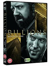 Billions . The Complete Season 1 . Paul Giamatti Damian Lewis . 4 DVD . NEU OVP