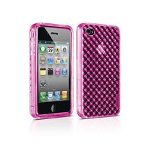 Philips iPhone 4 Pink Soft Shell Case - Flexible Case
