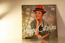 CATERINA VALENTE - HAPPY CATERINA - DECCA GERMAN EX LP VINYL RECORD ##A