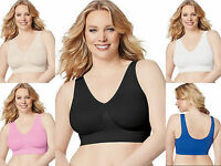Just My Size Seamless Wirefree Bra 1263 -- BUY TWO GET THIRD ONE FREE
