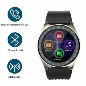 Montre Connectée  Intelligente Bluetooth Smartwatch Podometre Écran IP67