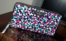 NWT Kate Spade DANCE PARTY Daycation clutch