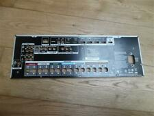 Denon AVR-X2000 Home Audio Cinema AV Receiver Amplifier I/O Back Plate