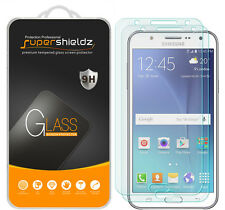 2X Supershieldz Tempered Glass Screen Protector Saver For Samsung Galaxy J7