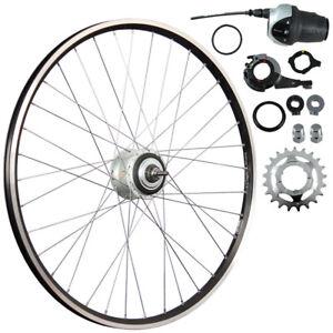 Taylor-Wheels 28 pouces roue arrière vélo ZAC2000 avec Nexus Inter-8 noir