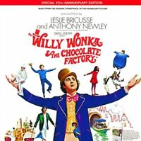 Willy Wonka and The Chocolate Factory [CD]