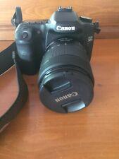 Canon EOS 50D SLR Camera, Canon 18-135mm lens, Sigma DG 70-300mm lens lot