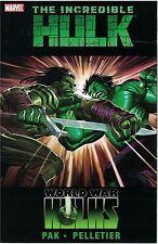 Hulk Volume 3  World War Hulks  SC TP  New  20% OFF