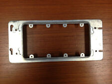 BOWERS SR-4 4 Gang Steel Switch Ring