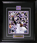 Ray Lewis Baltimore Ravens Superbowl XLVII 8x10 frame