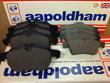VAUXHALL VECTRA C 1.8 1.9 2.0 2.2 FRONT & REAR BRAKE PAD PADS SET 2002-2008