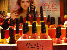 NICOLE BY O.P.I SELENA GOMEZ COLLECTION-0.5 FL OZ NI G06 SWEET DREAMS