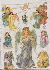 1 arco brillo imágenes poesía Ángel con goldglimmer EF 7237 nº 340