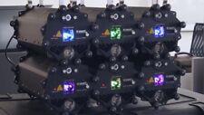 Kvant Burstberry RGB FB4 Showlaser, Ultra Variabel, Low Divergence, mit Blinder