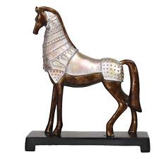 Römische Deko Pferd Horse Skulptur Statue Figur Edel M2