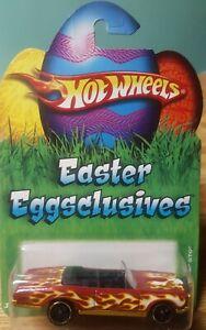 2010 Hot Wheels Easter Eggsclusives '67 Pontiac GTO Convertible 1:64 Exclusive