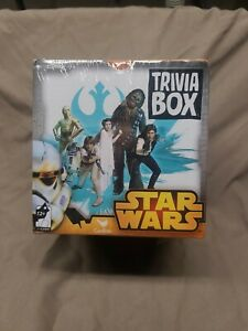 Star Wars Trivia Box By Cardinal Classic Trivia Game - New/Sealed