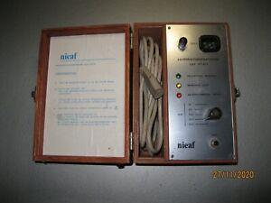 Nieaf AT 82E Erdungsmesser Messgerät