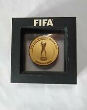 world cup 2018 participation medal fifa soccer football uruguay