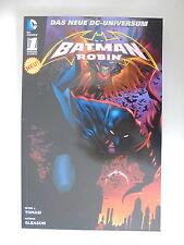 Batman und Robin Nr.1 DC Comic Panini Zustand 1