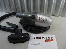 MINI EUROFLEX MONSTER VACUUM CLEANER 030  COMPLETE  LIGHTLY USED  517