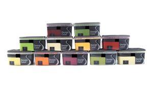 (8,99€/L) Design Color farbige Wandfarbe,Innenfarbe matt 1l, FARBWAHL!!