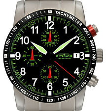 N67S astroavia chronograph fliegeruhr military fliegerchronograph