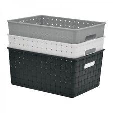 kisten aus kunststoff ebay. Black Bedroom Furniture Sets. Home Design Ideas