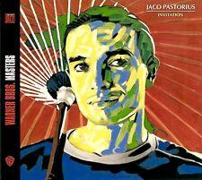 Jaco Pastorius - Invitation ( CD - Album - Remastered - Digipak )