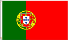 More details for portugal polyester flag - choice of sizes