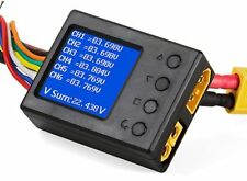 ON-BOARD MULTI FUNCTION WATT-METER CHECK MONITOR TEST VOLTAGE AMPS WATTS ALARM