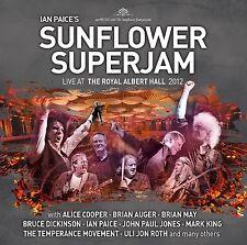 Ian 's SUNFLOWER superjam Paice-Ian Paice' s SUNFLOWER superjam CD + DVD NUOVO