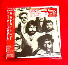 Doobie Brothers Minute By Minute SHM MINI LP CD JAPAN WPCR-13660