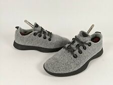 Allbirds Merino Wool Runners Heather Grey Womens size 9 Free Shipping!