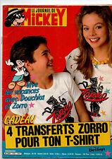journal de MICKEY N°1722 douchka 1985  BE