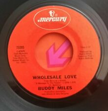 Buddy Miles Mercury 73205 WHOLE SALE LOVE / THAT'S THE WAY LIFE IS 45 SHIPS FREE