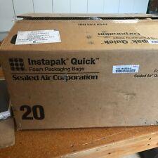 Sealed Air Instapak Quick Foam Packaging Bages #20